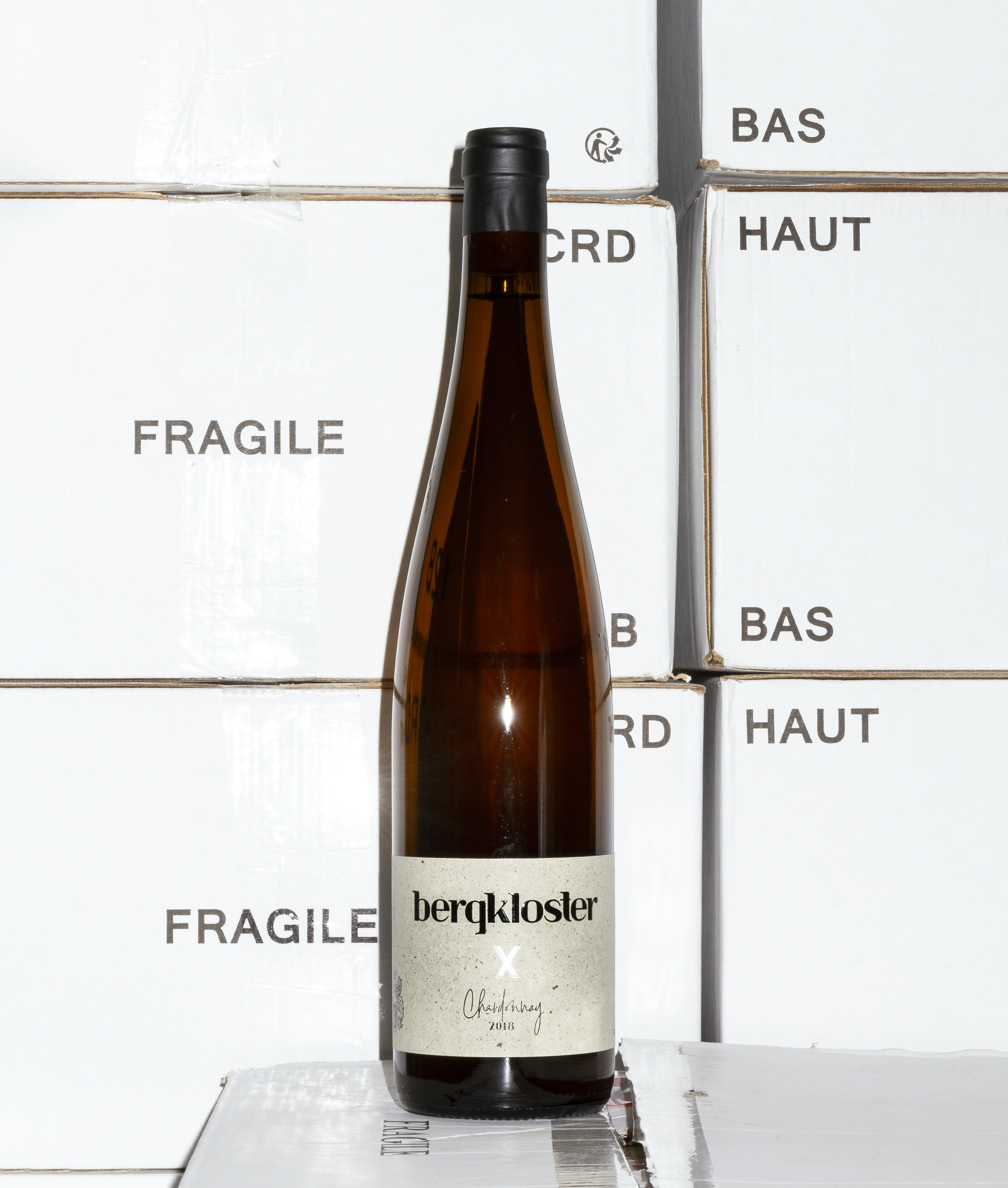 Chardonnay 2018 by Bergkloster