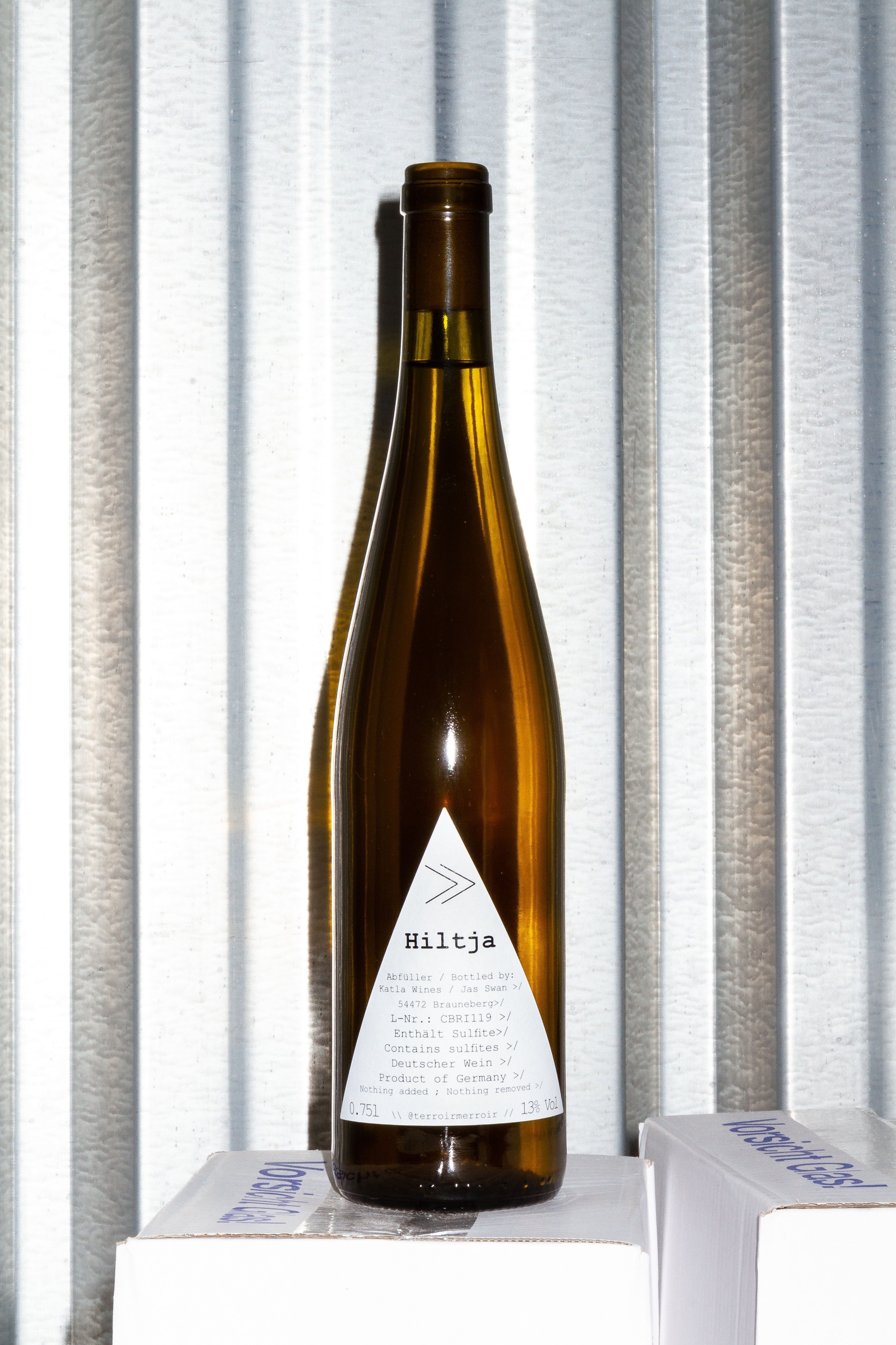 Hiltja 2019 by Katla Wines