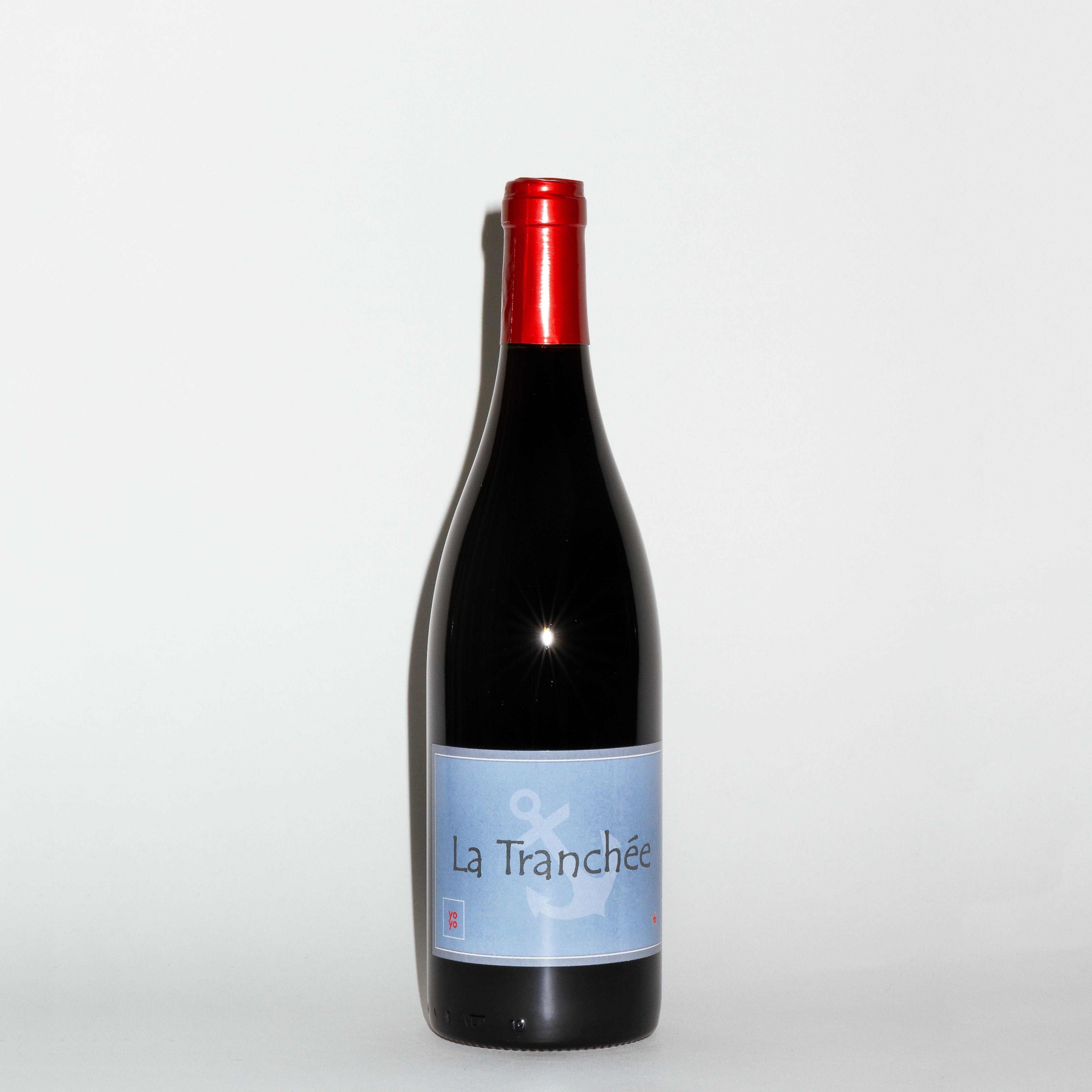 La Tranchée 2014 by Domaine Yoyo
