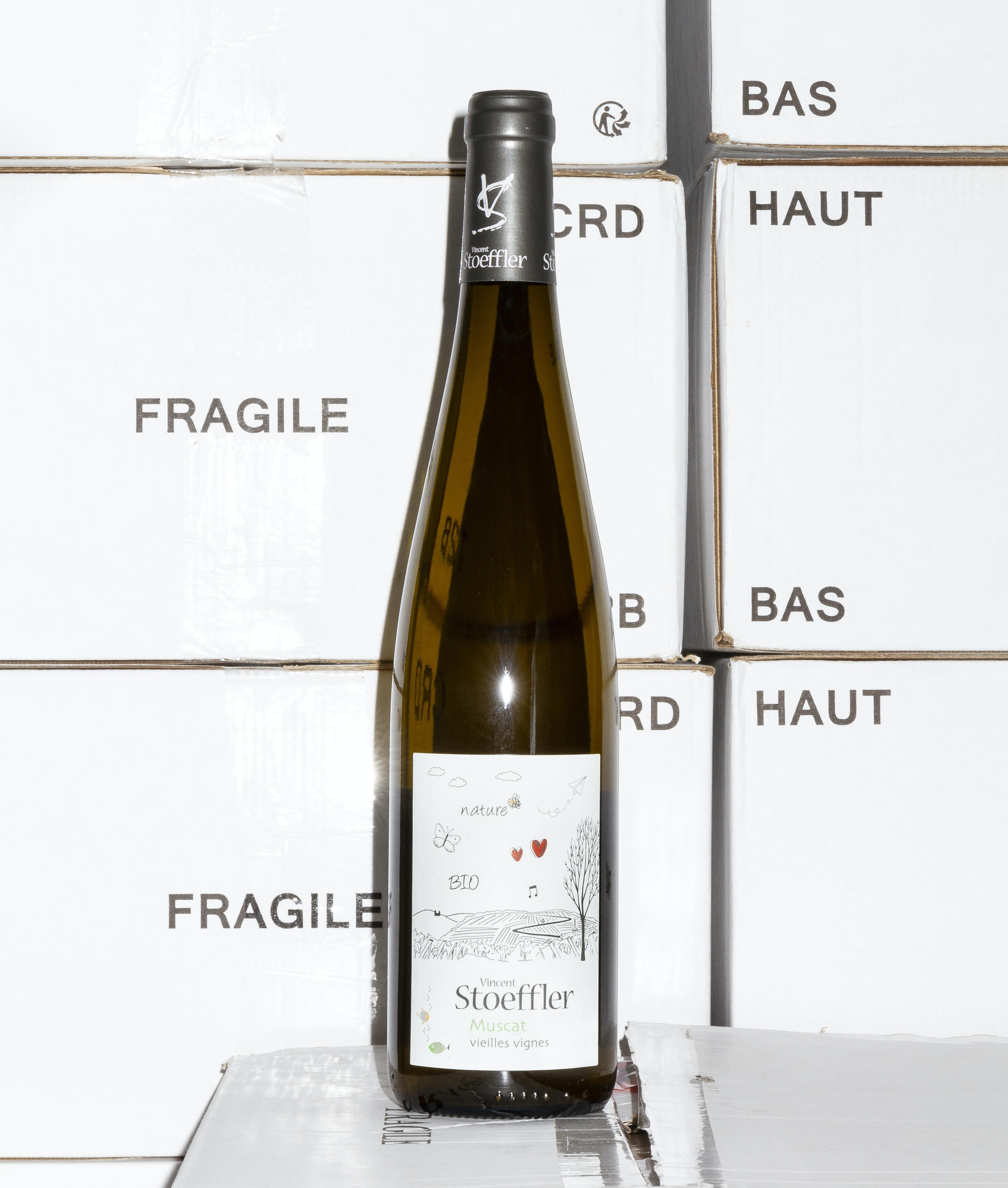 Muscat Vieilles Vignes 2016 by Domaine Stoeffler