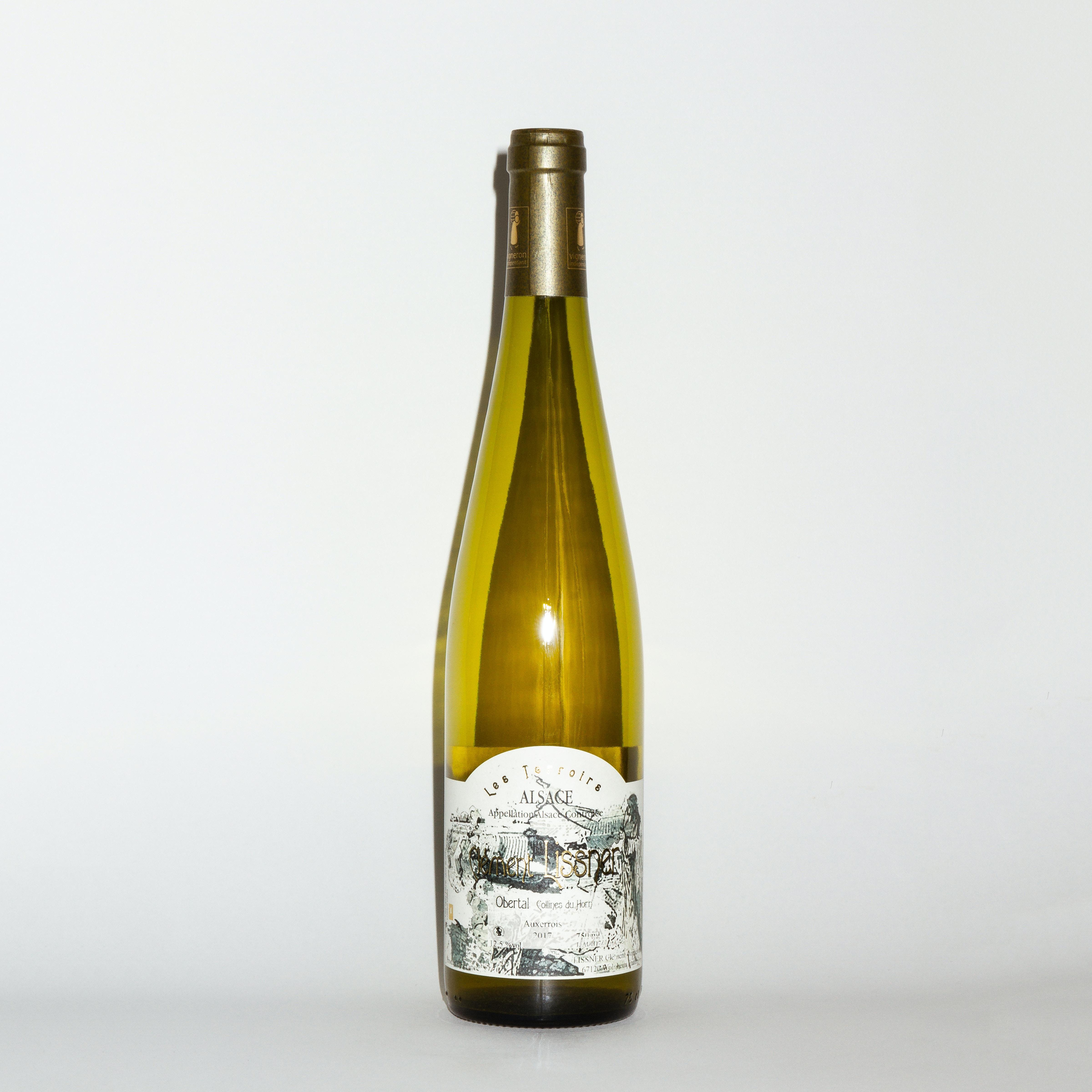 Oberthal Collines du Horn Auxerrois 2017 by Domaine Clément Lissner