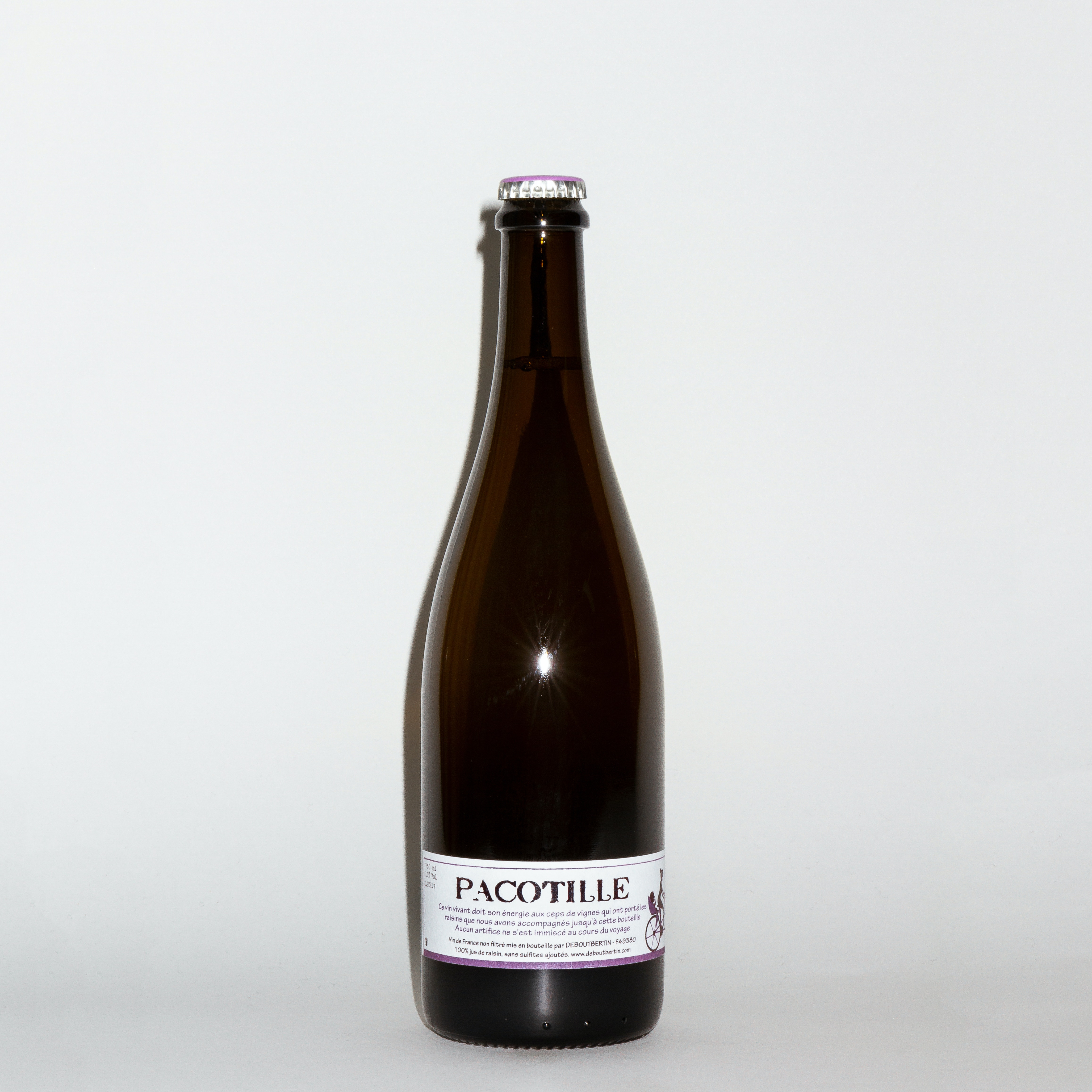 Pacotille  2017 by Deboutbertin