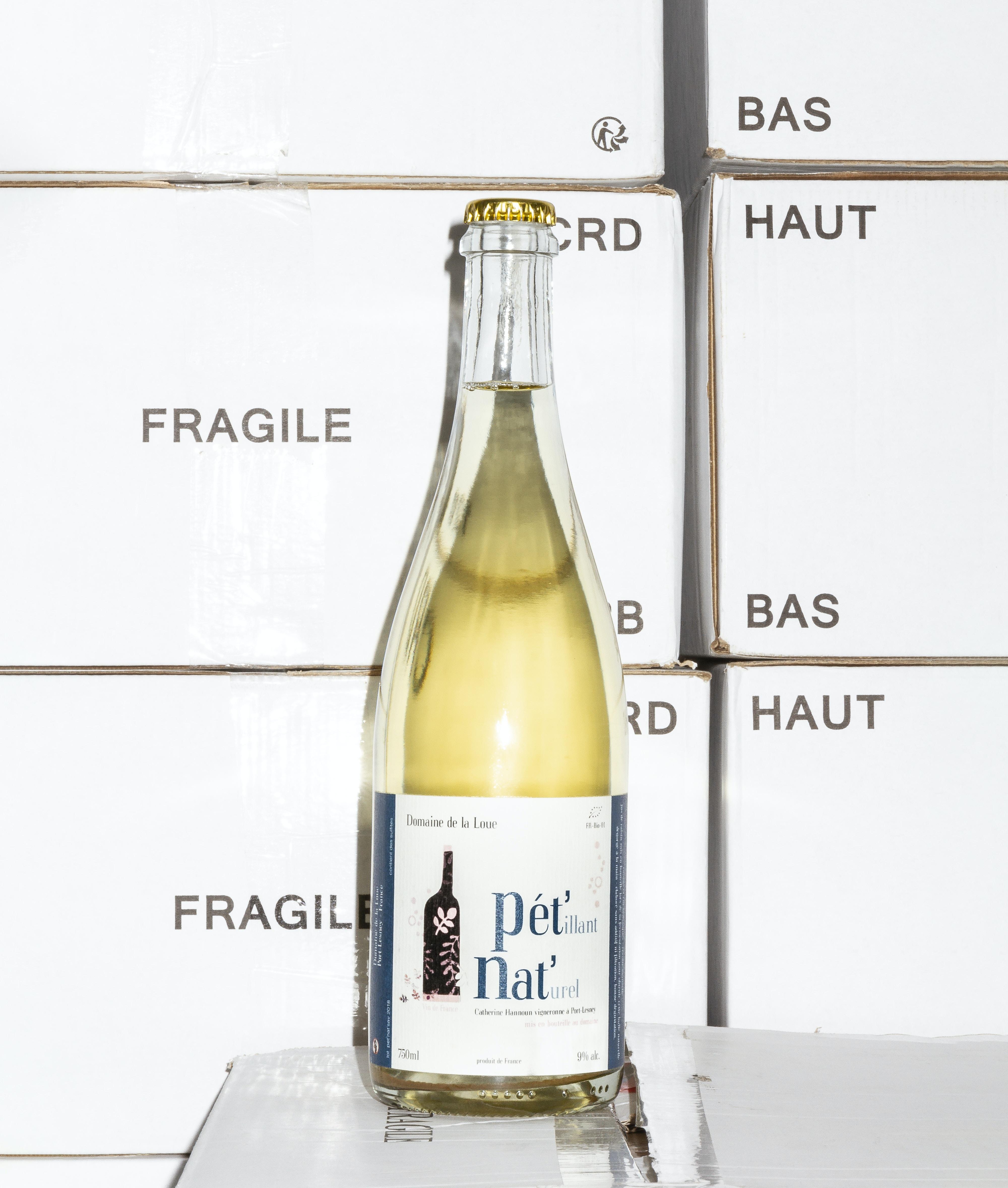 Pèt' Nat' 2018 by Domaine de la Loue