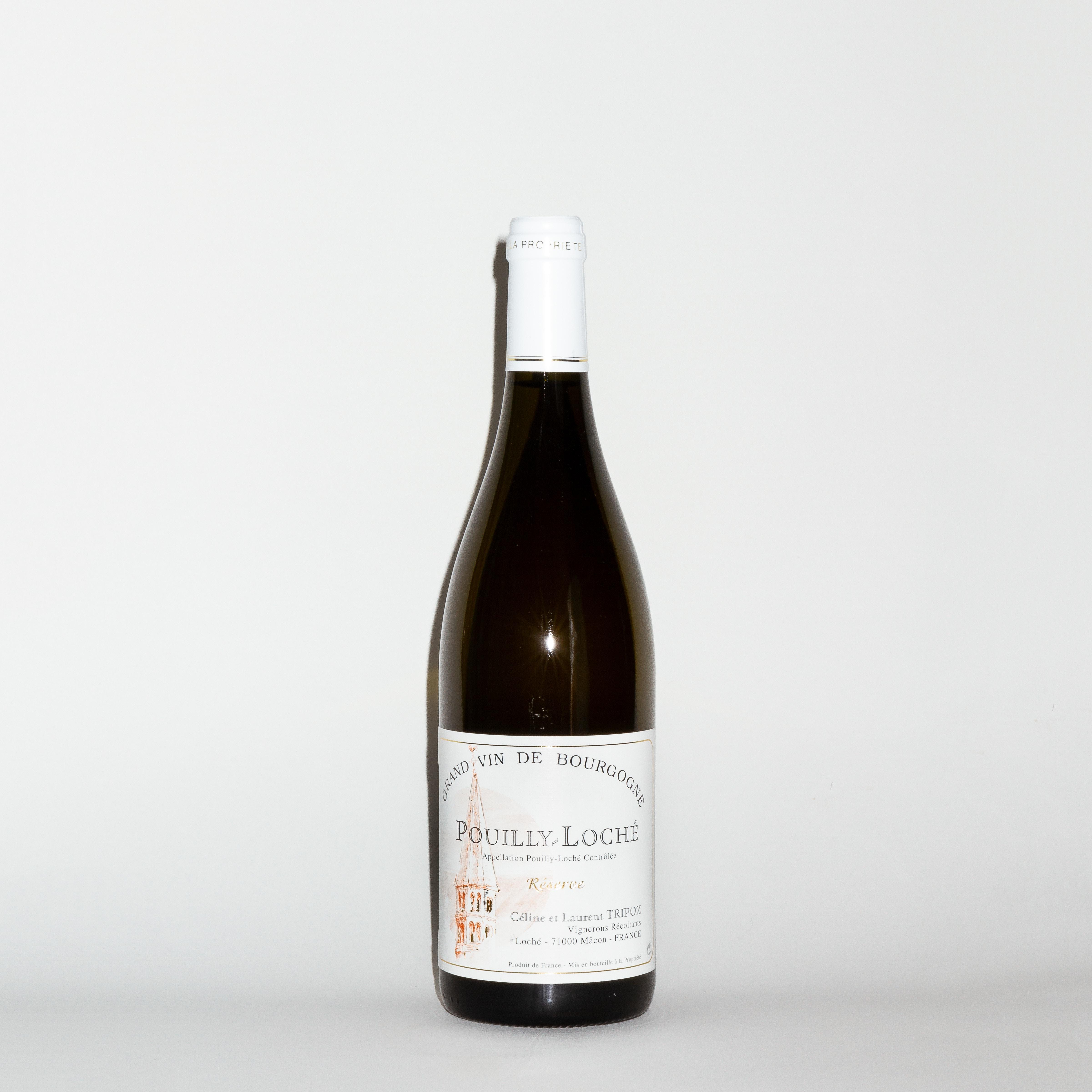 Pouilly-Loché 2009 by Celine & Laurent Tripoz