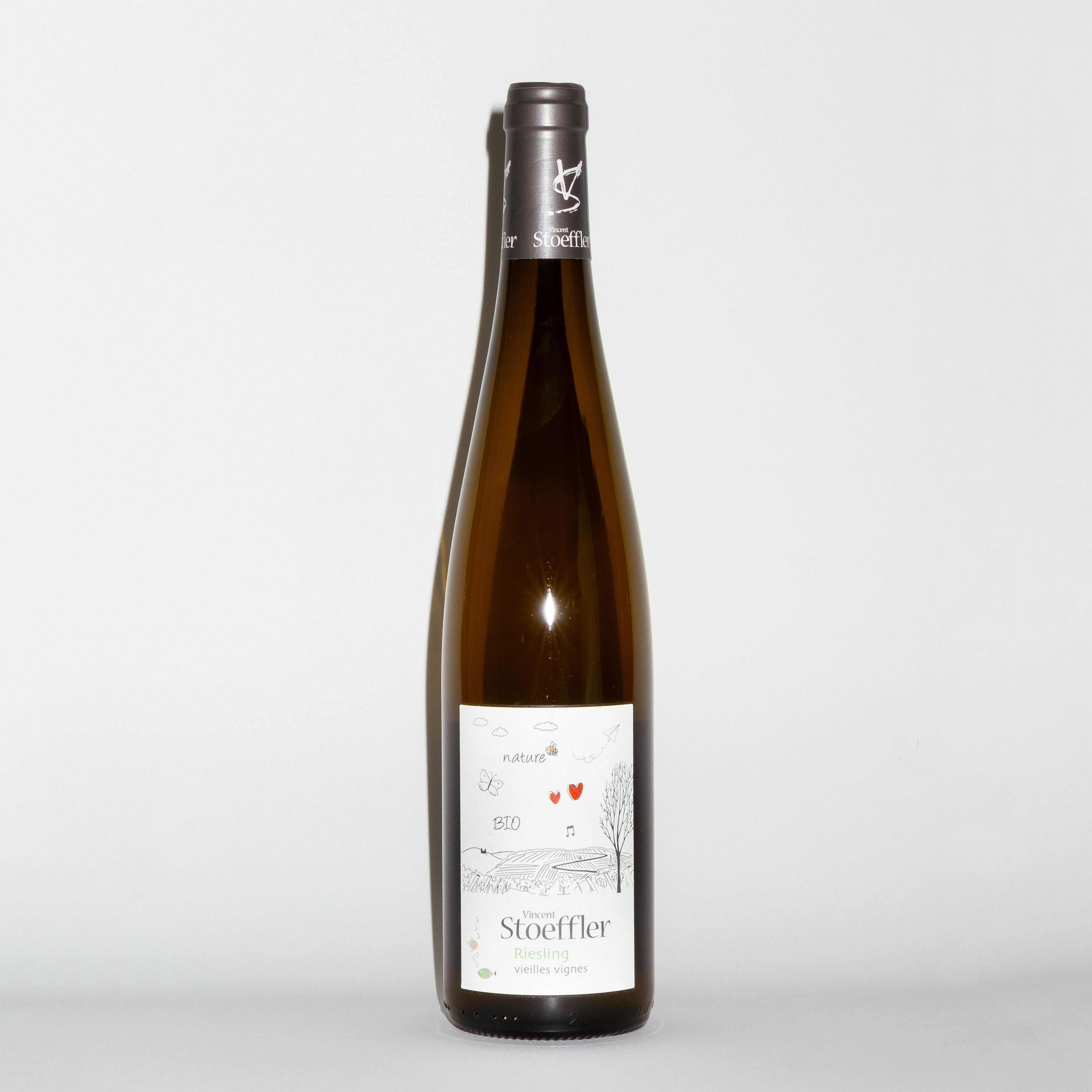 Riesling Vieilles Vignes 2018 by Domaine Stoeffler