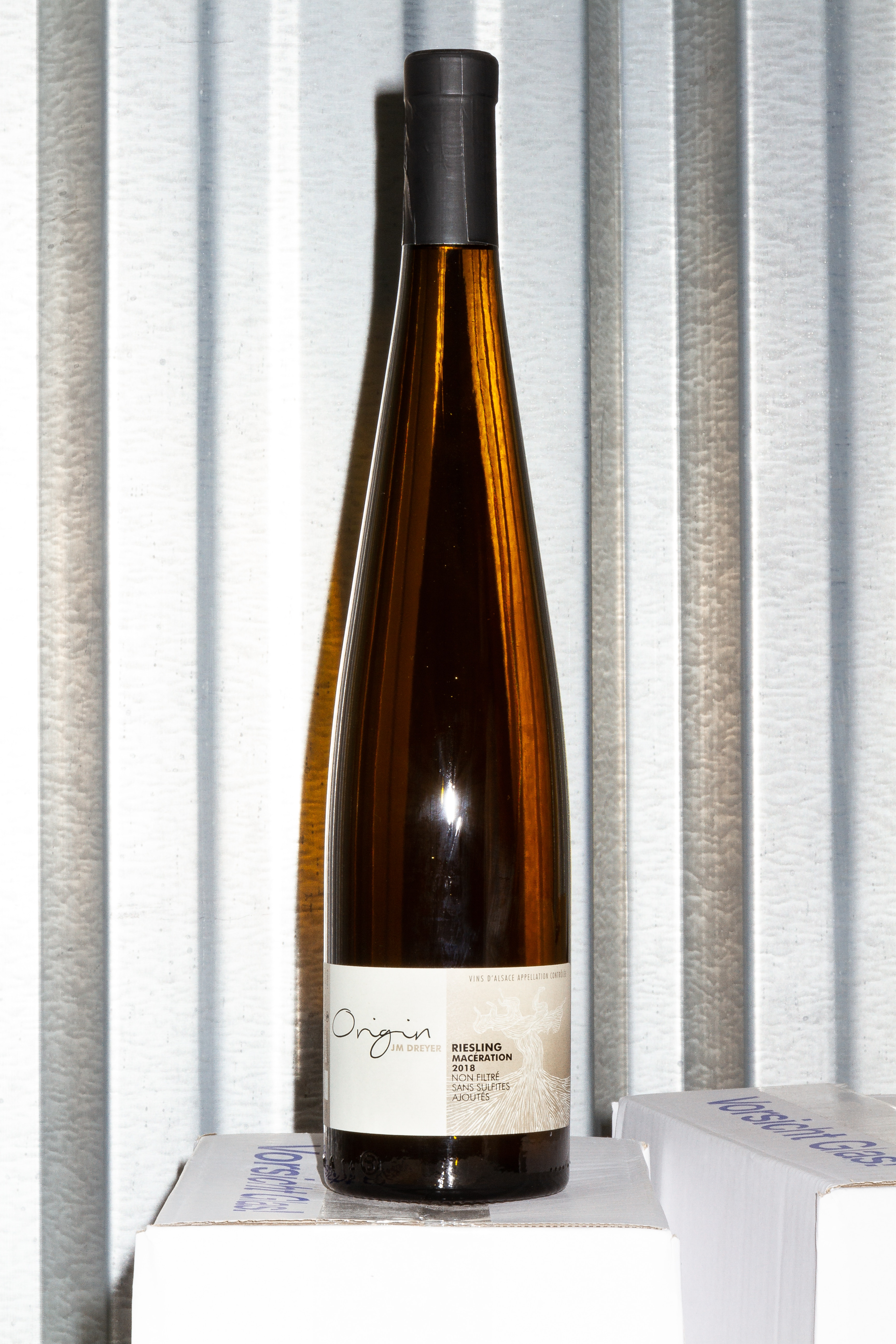 Riesling Origin 2018 by JM Dreyer