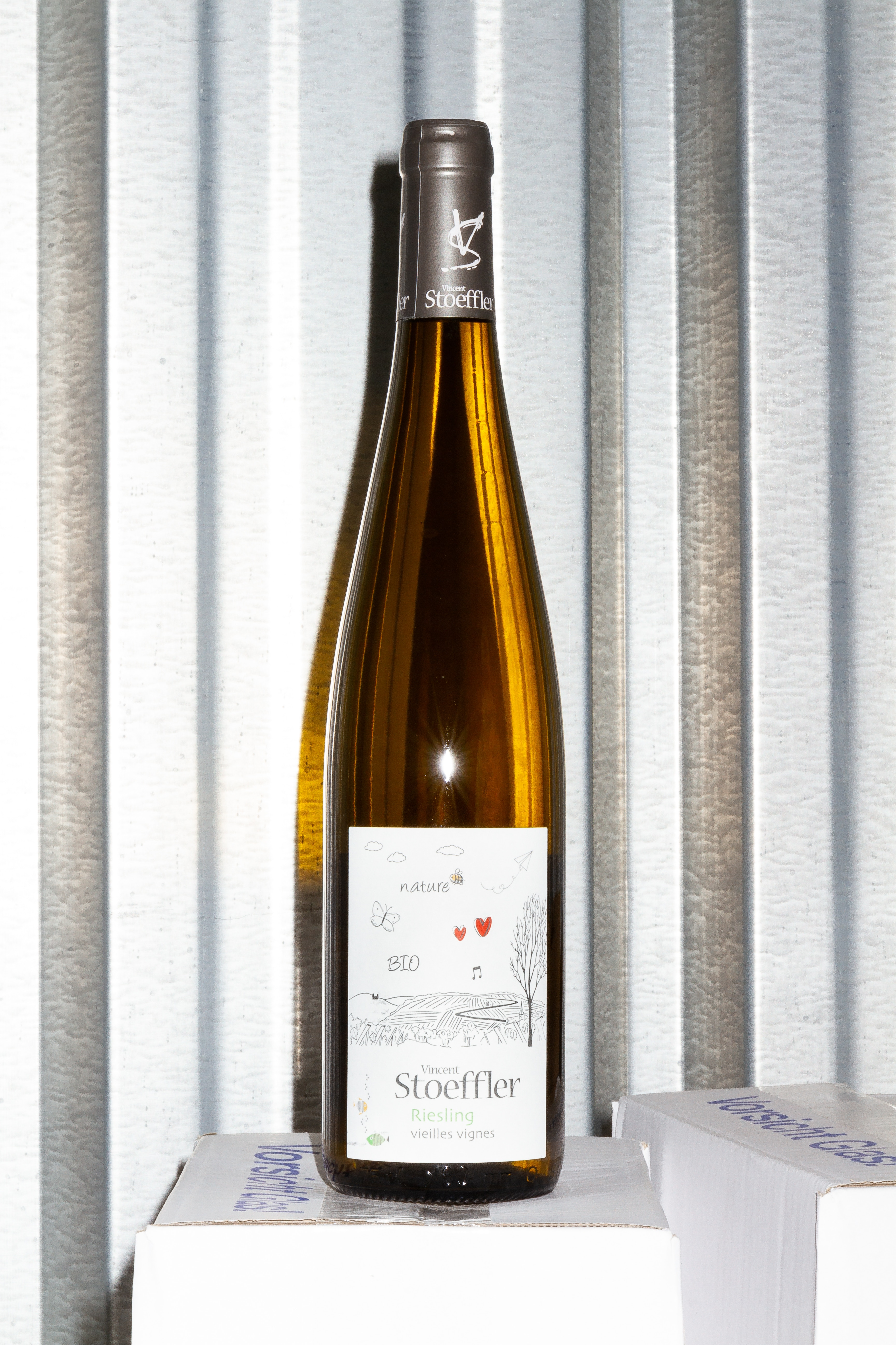 Riesling Vieilles Vignes 2019 by Domaine Stoeffler