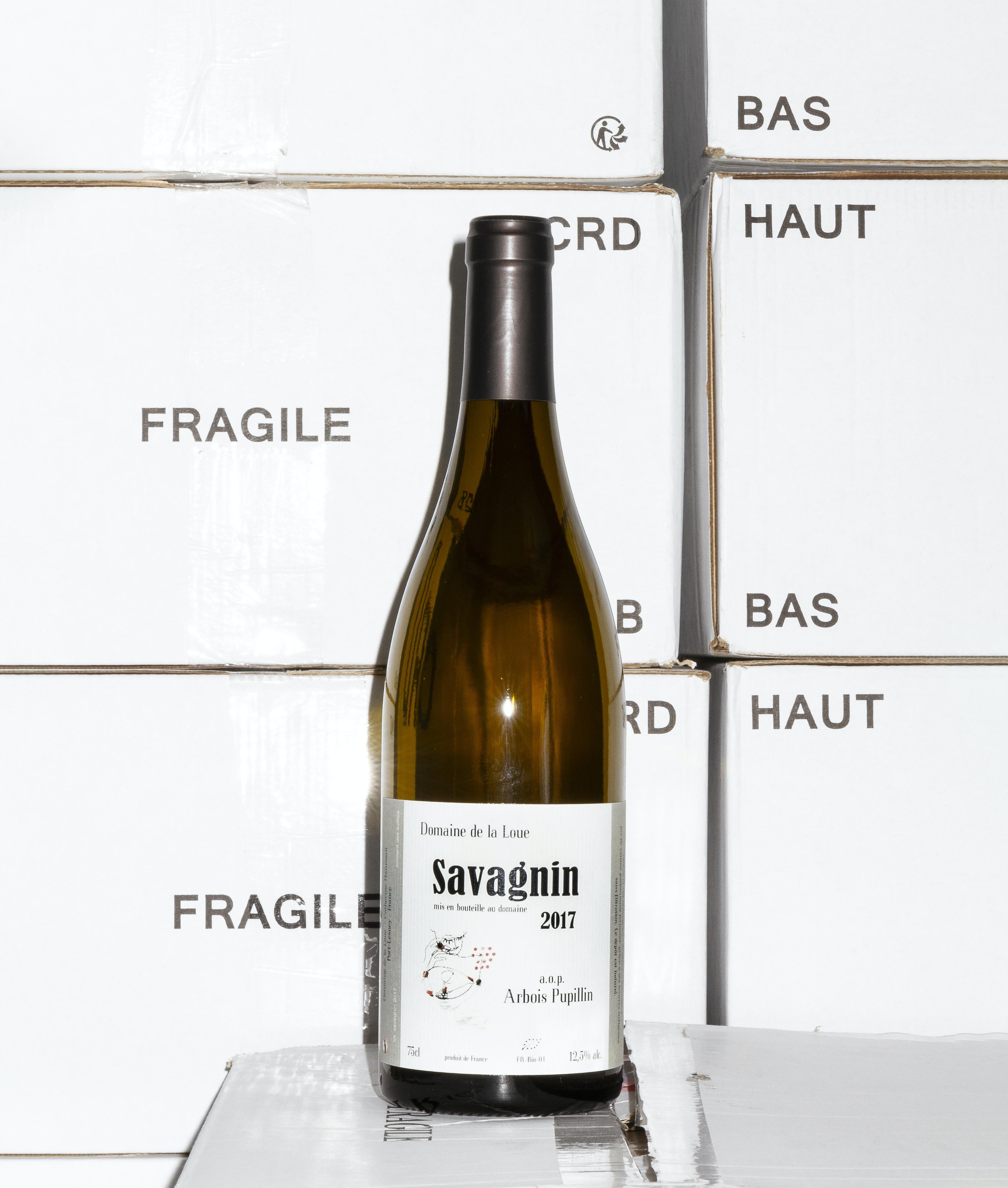 Savagnin 2017 by Domaine de la Loue
