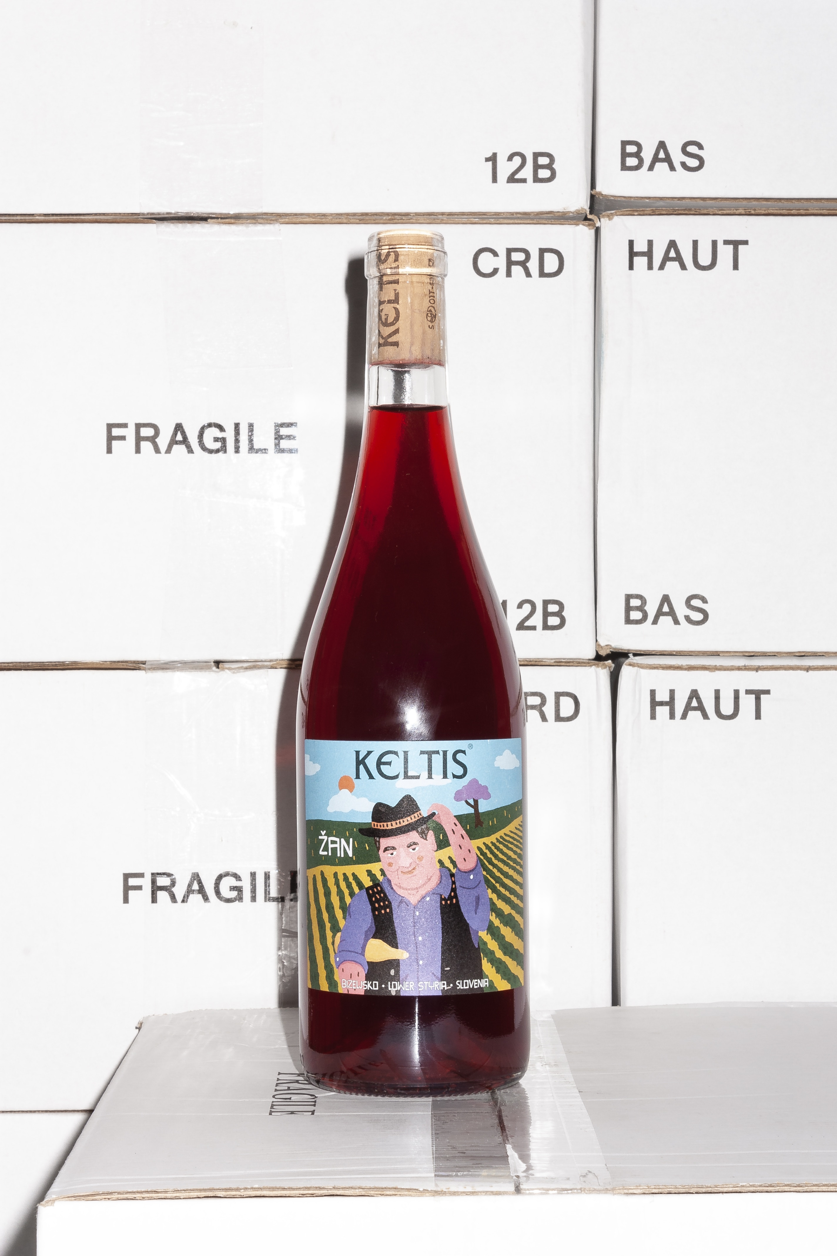 Žan Red 2019 by Keltis